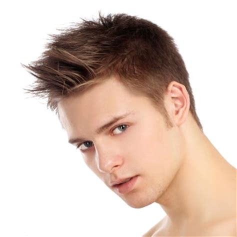 styling spiky hair boy stylish men haircuts trends for short and medium hair 2017