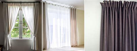 tipi di tende da interno tende da interni muggi 242 monza e brianza colombo tende