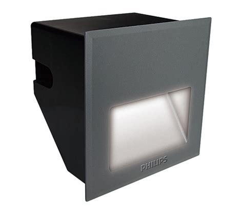 Lu Uv Philips bwg150 led50 ww psu 220 240v ip67 7043 led step light