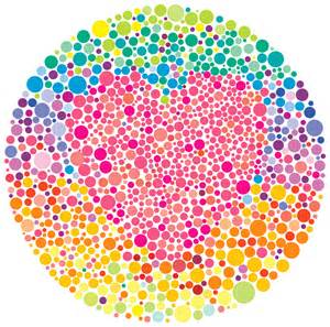 why are color blind eye facts about being color blind