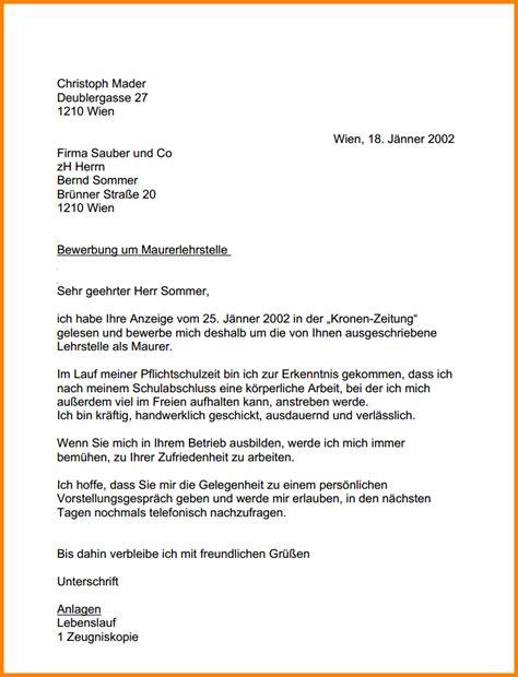 Bewerbung Anschreiben Vorlage Dachdecker 8 Bewerbungsbrief Beispiel Sponsorshipletterr