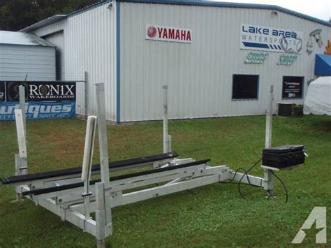 hewitt boat lift hydraulic hewitt boat lift for sale in melrose florida