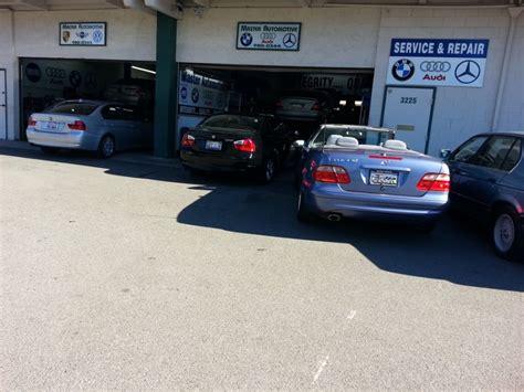 Bmw Repair San Jose by Bmw Repair By Master Automotive In Santa Clara Ca