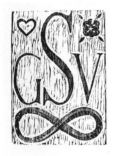 GSV, Xilogravura de Arlindo Daibert | Xilogravura