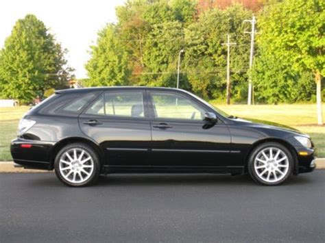 2005 lexus is wagon sell used 2005 lexus is 300 sport cross wagon 1 owner