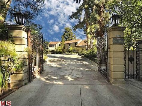 celebrity home addresses celebrity homes katy perry hollywood hills home