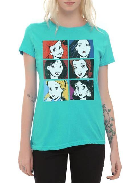 design a shirt disney disney six princesses girls t shirt