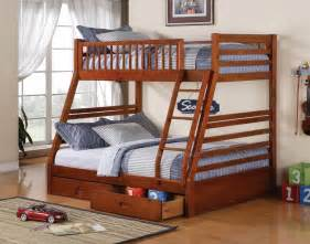 Buy Kitchen Cabinets Online Canada oak twin over full bunk bed