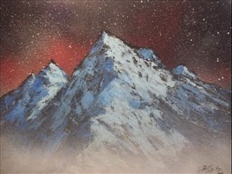 spray paint how to make mountains time lapse how to spray paint mountains spray paint lesson