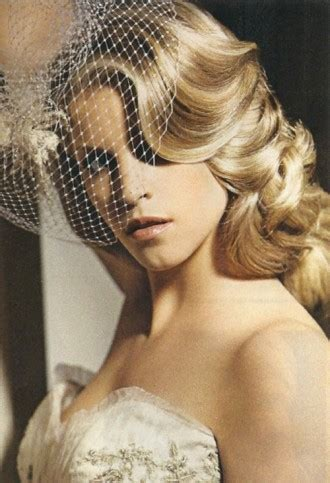 Vintage Wedding Hairstyles For Hair by Vintage Wedding Hairstyles Beautiful Hairstyles