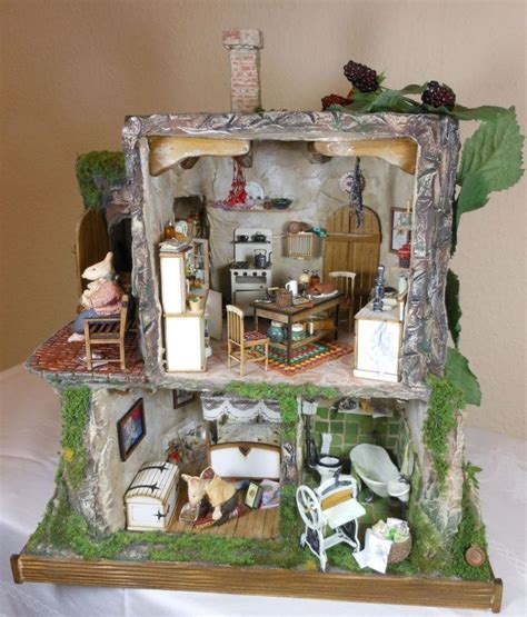 mouse doll house 26 best images about bramble hedge inspired on pinterest
