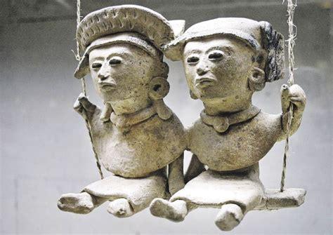 imagenes de los indigenas olmecas el columpio es una de las piezas arqueol 243 gicas de la