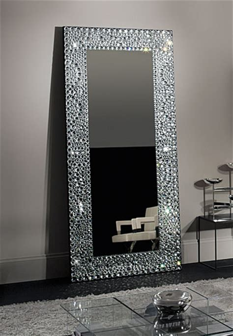 waterford interiors john rocha solas floor mirror