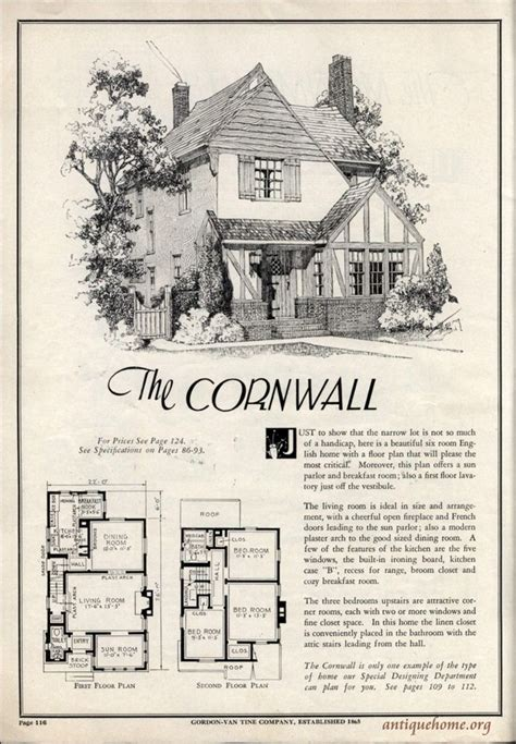 gordon tine house plans 94 best style architecture 1920 1940 images on