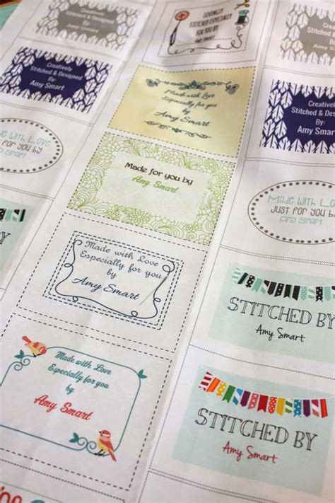 Handmade Labels For Quilts - 25 best ideas about quilt labels on easy