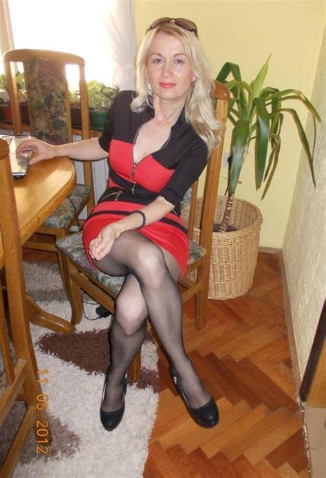 swinging heaven aus blonde pantyhose mature milf pinterest nina hartley