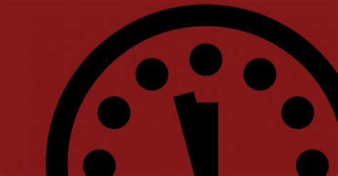 President S Cabinet Thanks Trump Doomsday Clock Now Two And A Half Minutes