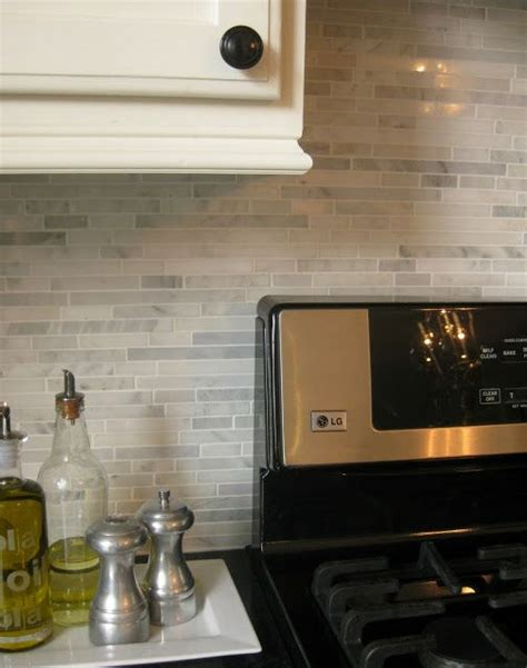 installing backsplash in kitchen installing a marble backsplash mosaics tile and kitchen