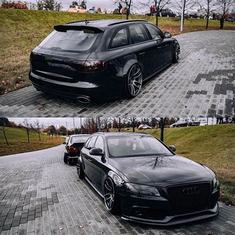 slammed audi a6 12 best 2011 audu a4 avant concepts images on pinterest