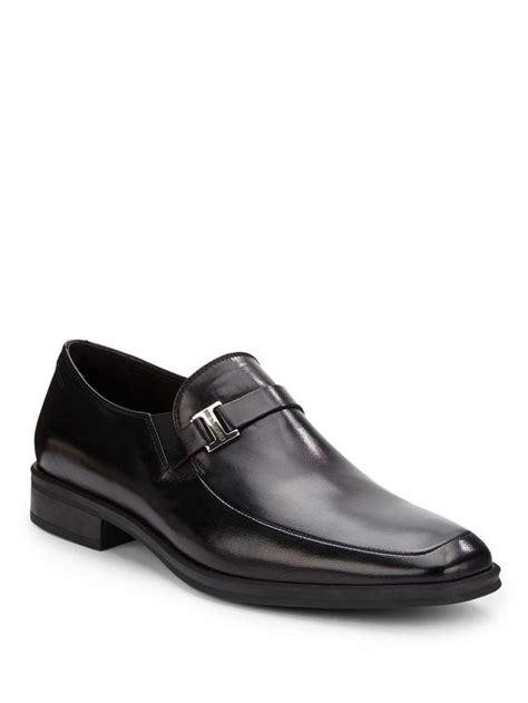 Square Toe Loafers bruno magli mens mt5401 pivetto leather square toe bit