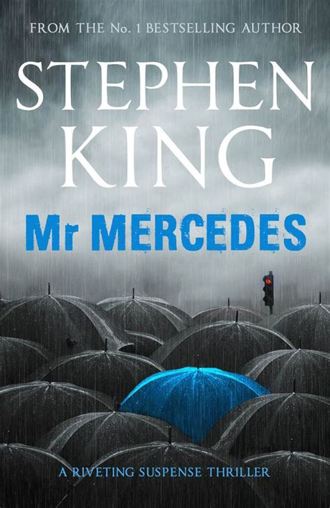 by stephen king mr stephen king s mr mercedes a cat and mouse exercise in suspense books entertainment