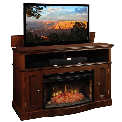 contemporary electric fireplace tv stand fireplaces