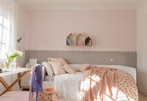 como decorar un cuarto que esta pintado de blanco pintar dormitorio infantil