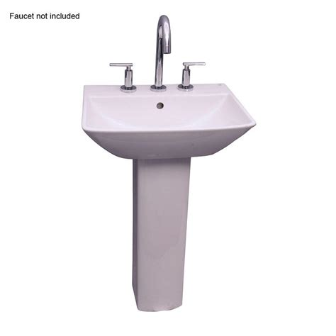 Matching Bathroom Sink And Tub Faucets American Standard Boulevard Pedestal Combo Bathroom Sink