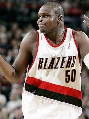Zach Randolph Cribs by Who Is The Fattest Nba Player Yahoo Answers