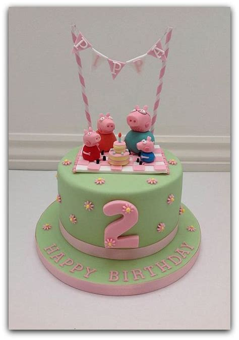 imagenes de tortas varias tortas infantiles peppa pig tortas decoradas