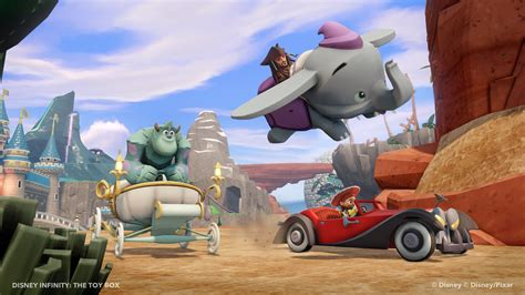 how do you play disney infinity wii what can you do in disney infinity s box mode gamer