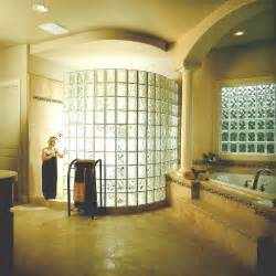 shower glass block glass block showers pictures and photos