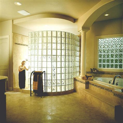 bathroom and shower designs glass block showers pictures and photos