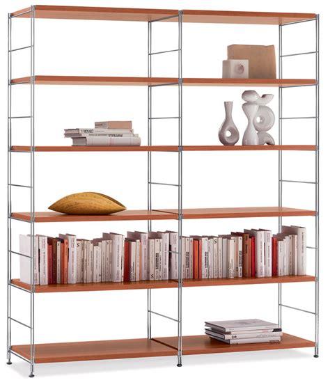 scaffali filo acciaio libreria filo acciaio 12 ripiani longo stilcasa net