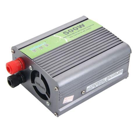 Ac Inverter dc 12v to ac 220v 500w power inverter alex nld
