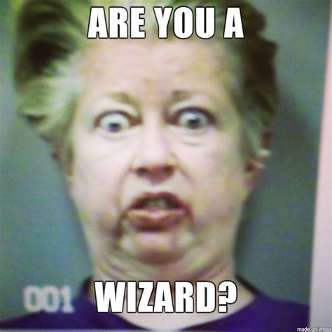Are You A Wizard Meme - are you a wizard imgur