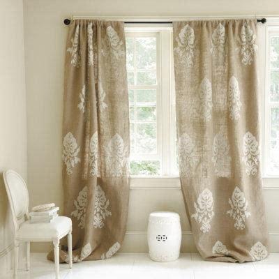 burlap window curtains burlap linen drapes and curtains 226 half price drapes
