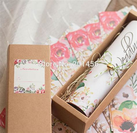 Scroll Wedding Invitations by Buy Wholesale Scroll Wedding Invitations From China