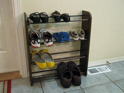 do it yourself shoe storage do it yourself shoe rack diy crafts