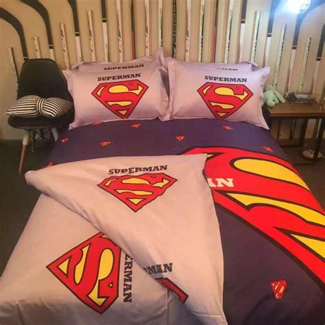 superman bed set superman bedding set ebeddingsets