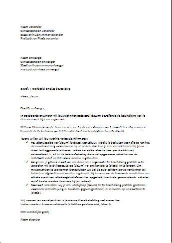 Voorbeeld Afwijzing Sollicitatie snel eenvoudig een brief voorbeeld downloaden in word