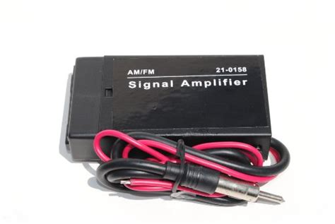 black friday cyber monday deals car boat rv radio stereo fm  antenna signal booster