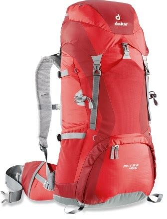 Jual Deuter Air Contact 40 10 Sl deuter act lite 40 10 pack vs rei crestrail 48 pack