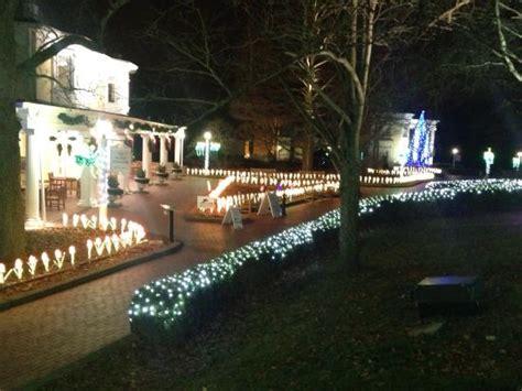 wheeling west virginia lights garden lights picture of oglebay park wheeling