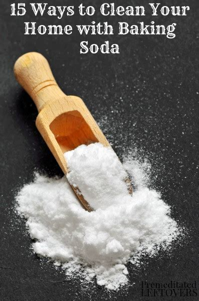 clean your home 15 ways to clean your home with baking soda