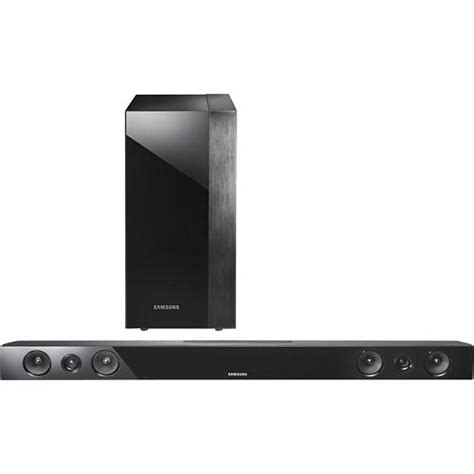 samsung 2 1 channel soundbar with wireless subwoofer amezam shipping zambia