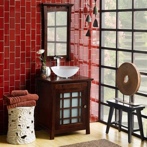 """Ronbow Collection Ronbow Shoji 25"""" Vanity 040425 F07"""