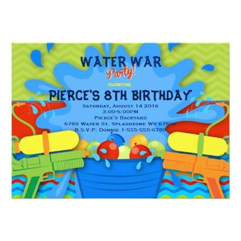 backyard party invitations best 25 water party invitations ideas on pinterest