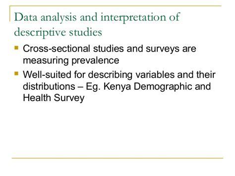 weakness of cross sectional study malimu cross sectional studies