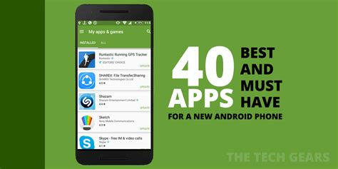 new app for android 40 must and best android apps of 2016 for new phone